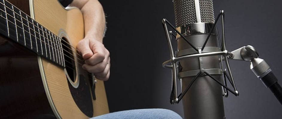 Microphone for Acoustic Guitar