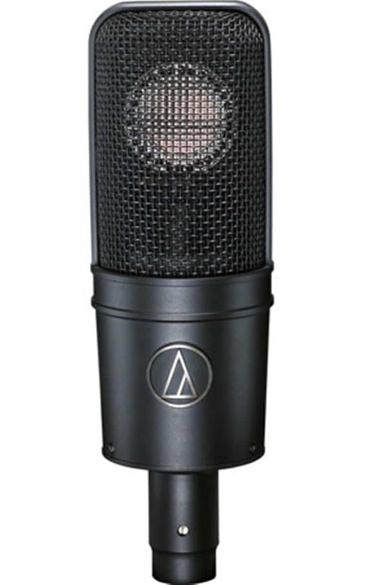 Audio-Technica AT4040 Cardioid Condenser Microphone