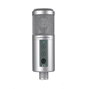 9 Audio-Technica ATR2500-USB Cardioid Condenser USB Studio Microphone