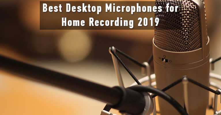 Best Desktop Microphones for Home Recording 2019 (2)