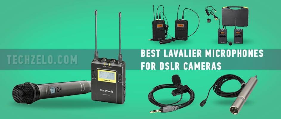 Best Lavalier Microphones for DSLR Cameras
