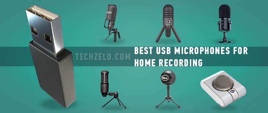 Best USB Microphones for Home Recording