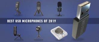 Best USB Microphones of 2019