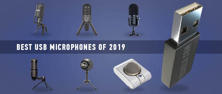 Best USB Microphones of 2019