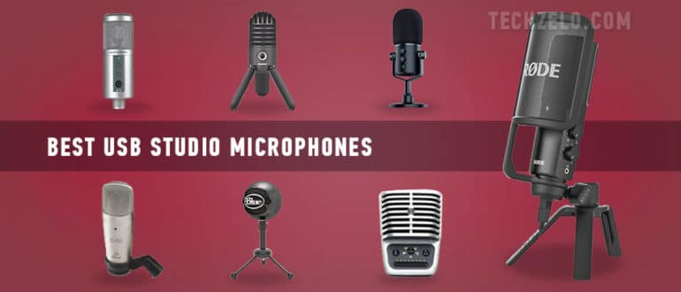 Best USB Studio Microphones