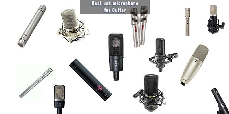 Best usb microphone for Guitar