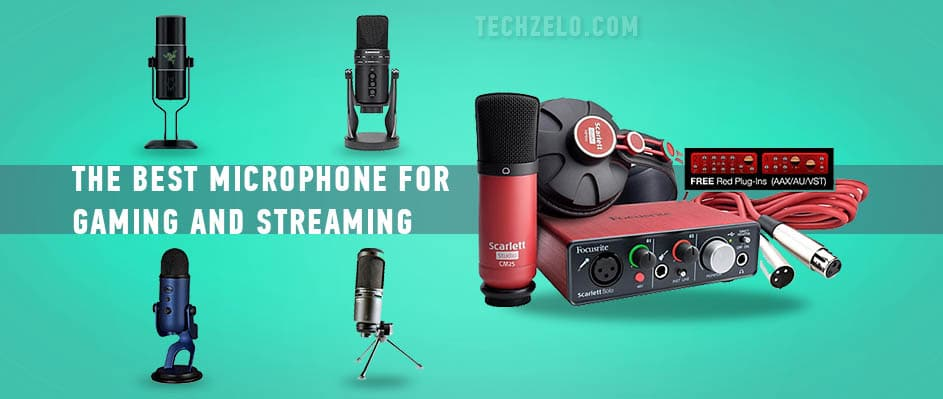 The best microphone for gaming and streaming