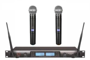 GTD Audio G-622H 200 Channel UHF Mic. System