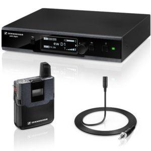 Sennheiser EW D1-ME2 Evolution Wireless D1 Digital Presenter System