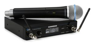 Samson Concert 99 Handheld Wireless System- D Band