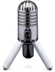 Samson Meteor Condenser Microphone