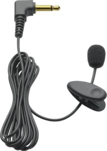 Philips LFH9173 Clip-on microphone