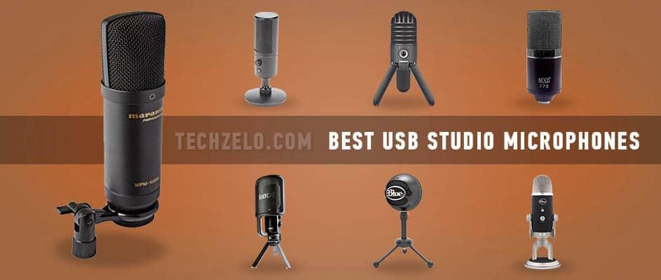 Best USB condenser microphones of 2019
