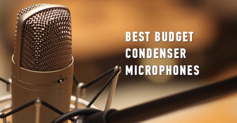 Best budget condenser microphones