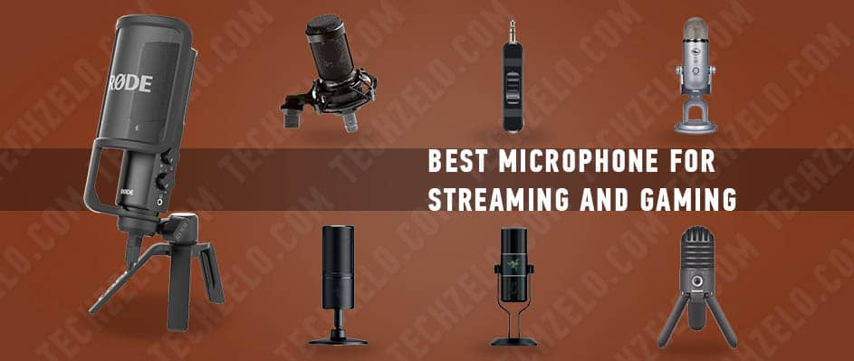 Best microphone for streaming and gaming