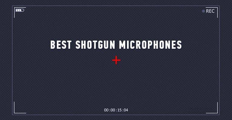 Best shotgun microphones of 2019