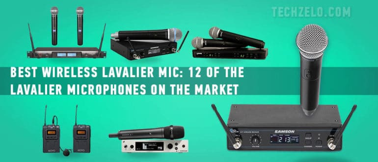Best wireless lavalier mic 12 of the lavalier microphones on the market