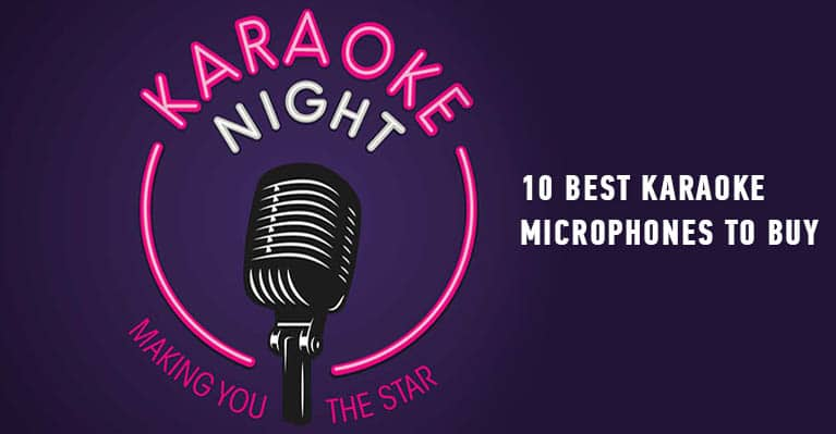 10 Best Karaoke Microphones to Buy