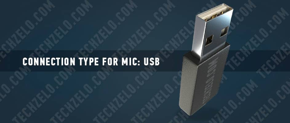 Connection type for mics USB