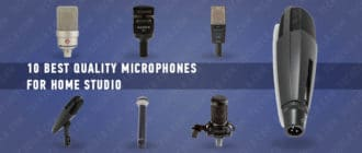 10 Best Quality Microphones For Home Studio