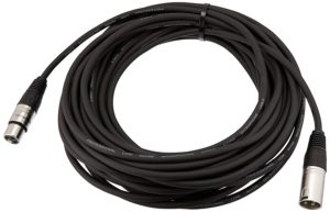 AmazonBasics XLR Male to Female Microphone Cable