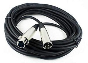 CBI MLC20 Low Z XLR Microphone Cable