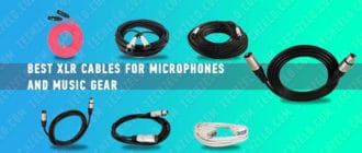 Best XLR Cables For Microphones and Music Gear
