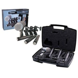 Shure DMK57-52 4-Piece Kit