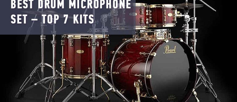 Best drum microphone set – top 7 kits
