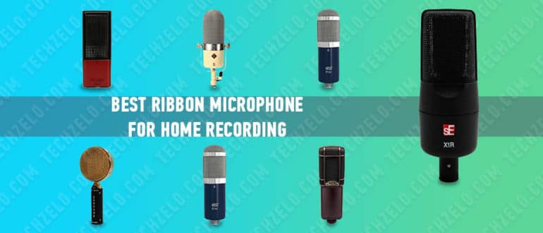 Best ribbon microphone for home recording