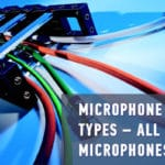 Microphone cable types – all about microphones