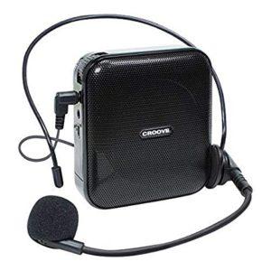 Croove Rechargeable Voice Amplifier