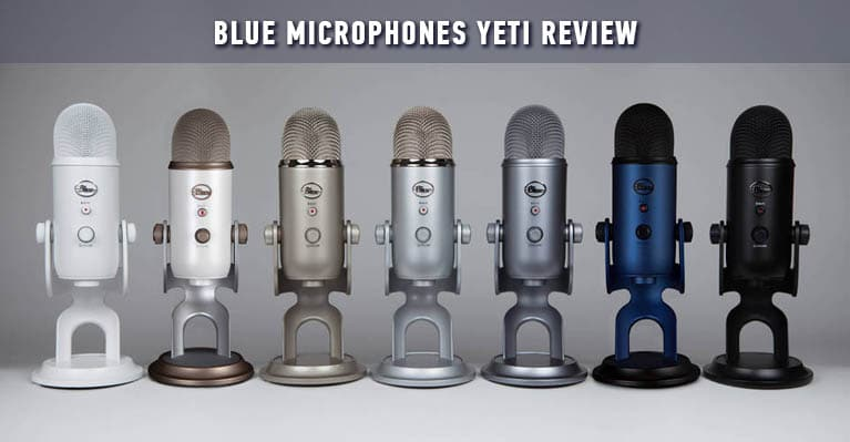 Blue Microphones Yeti Review
