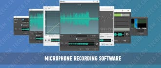 Microphone recording software – all about microphones