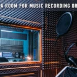 Soundproof a Room for Music Recording or Podcasting
