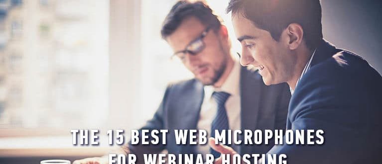 The 15 Best Web Microphones for Webinar Hosting