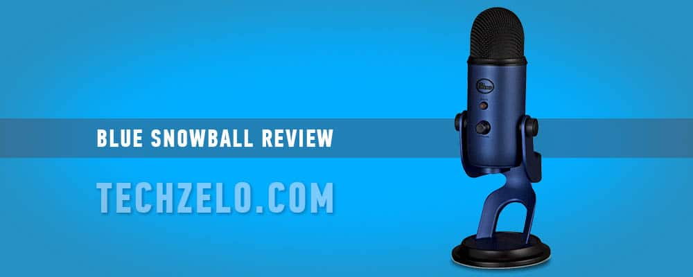 Blue Yeti Blackout Microphone Review