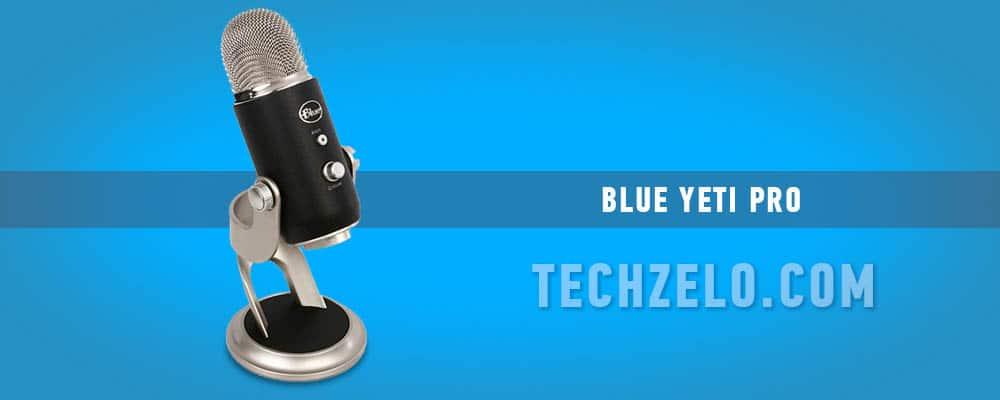 Blue Yeti Pro