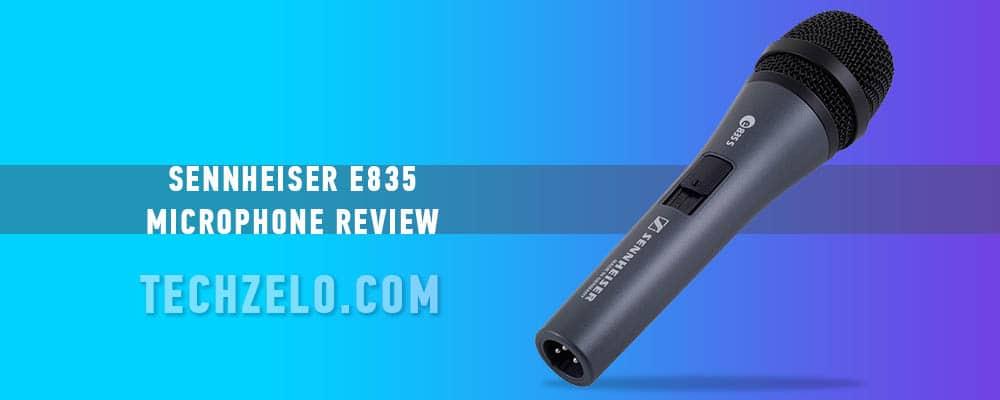 Sennheiser E835 Microphone Review