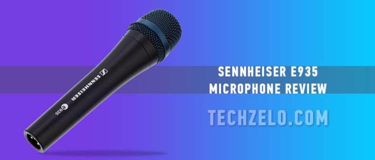 Sennheiser E935 Microphone Review