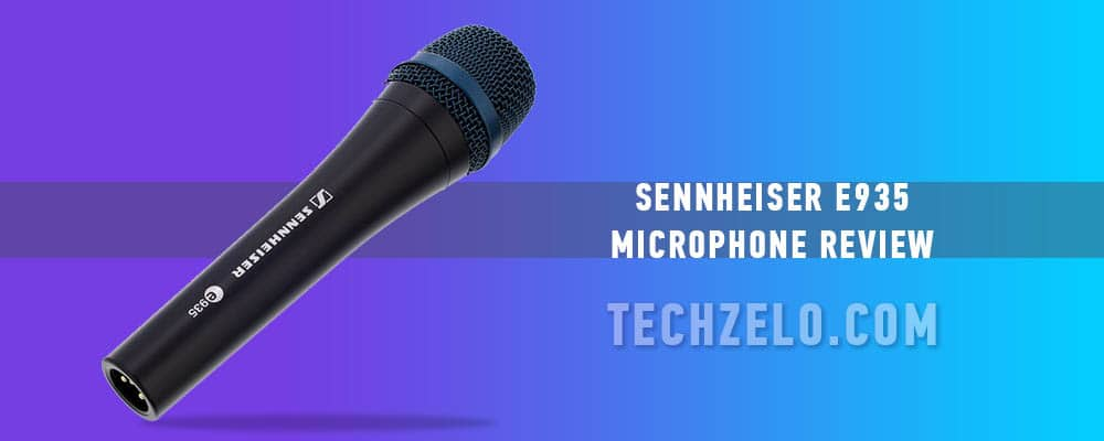 Sennheiser E935 Microphone Review