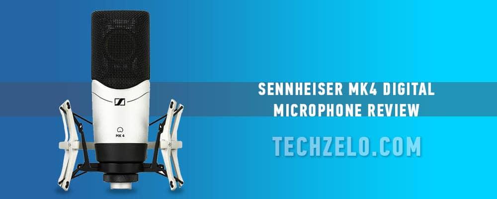 Sennheiser MK4 Digital Microphone Review