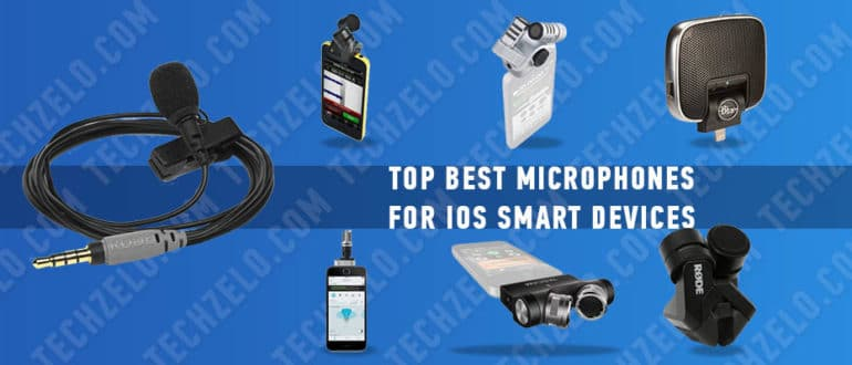 Top Best Microphones for iOS Smart Devices
