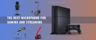 Top 5 of the best PS4 microphones