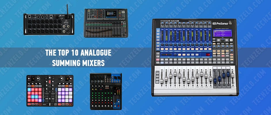Best USB Audio Interface Mixer for Music and Podcasts