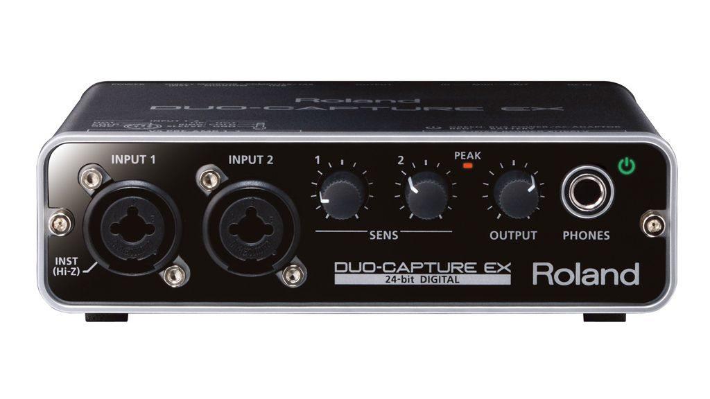 Roland Duo Capture EX UA-22
