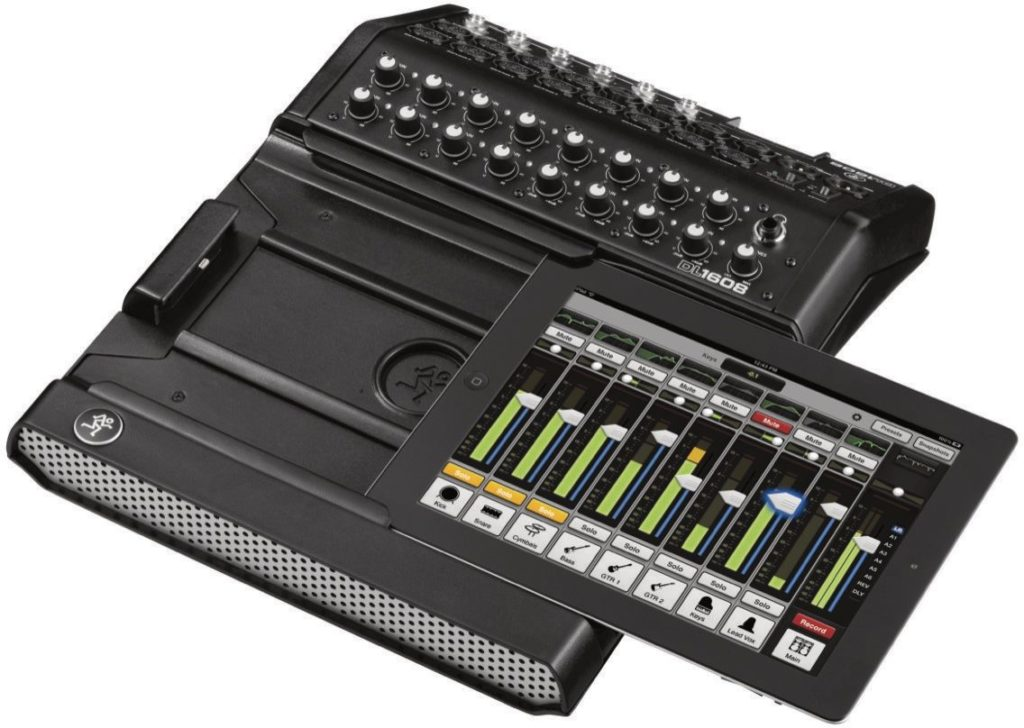 Mackie DL1608 Mixer