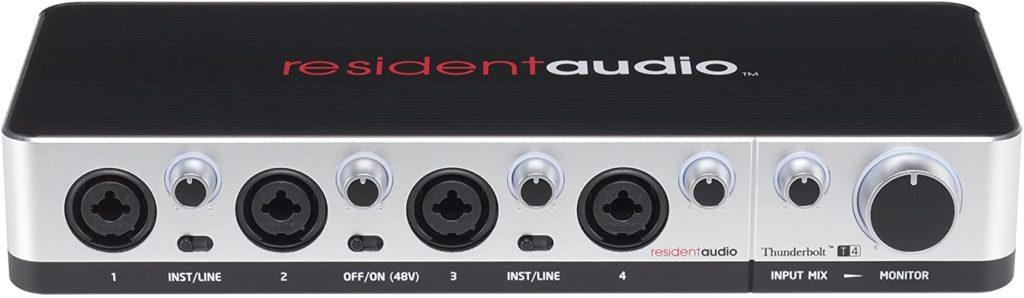 Resident Audio T2 Thunderbolt Interface