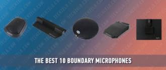 The Best 10 Boundary Microphones