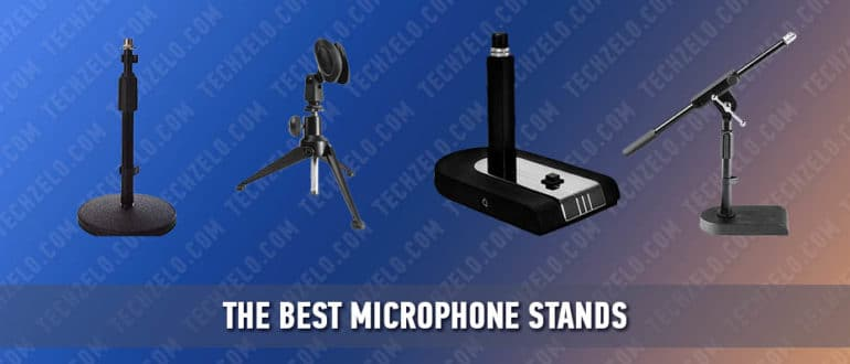 The Best Microphone Stands